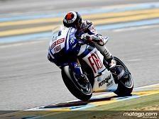 Moto GP - France D.1: Des tracasseries pour Lorenzo