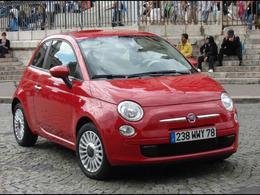 La Fiat 500, commercialisée aux Etats-Unis fin 2010, sera assemblée au Mexique