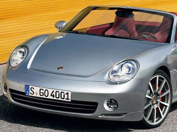 """La future Porsche """"du peuple"""" à partir de 37 k€"""