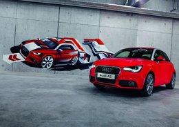 Voici la nouvelle Audi A1 !