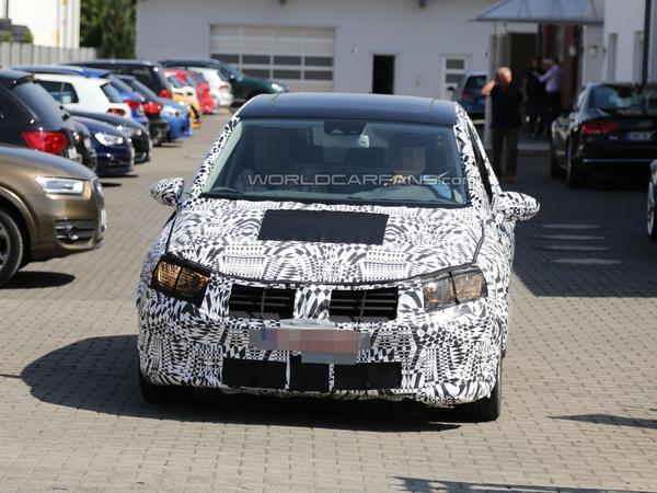 La future Volkswagen Golf Plus surprise