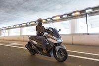 Marché du Scooter septembre 2015 : le Honda Forza vire en tête