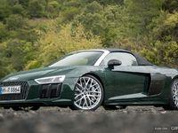 Photos du jour : Audi R8 V10 Spyder