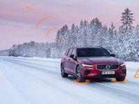 Volvo: les modèles vont communiquer entre eux pour avertir des dangers