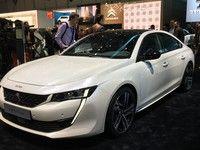 Peugeot 508 : tous ses secrets - Vidéo en live du salon de Genève 2018