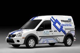 Le nouveau Ford Transit Connect Electric commercialisé d'ici fin 2010