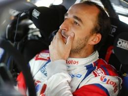 Robert Kubica poursuit en WRC en 2015