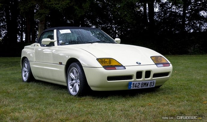 photos du jour bmw z1 concours d 39 elegance de chantilly. Black Bedroom Furniture Sets. Home Design Ideas