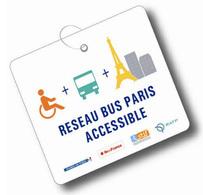 Les 60 lignes de bus parisiennes accessibles aux handicapés