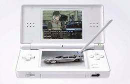 Touch Mechanic : de la mécanique sur Nintendo DS
