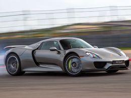 Porsche rappelle plusieurs centaines de 918 Spyder