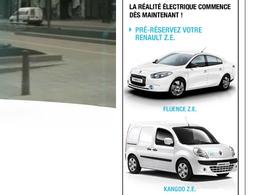 1 050 Renault électriques pré-réservés en une semaine !