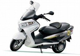 Un scooter avec pile à combustible à hydrogène : le Suzuki Burgman Fuel Cell