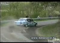 Vidéo : Lada en rallye.. Impressionnant !!!