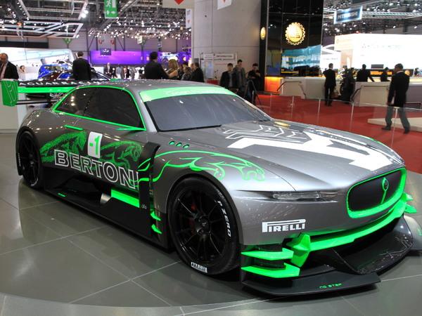 Genève 2011 live : Jaguar B99 GT, songe stéroïdé