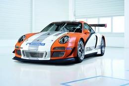 Salon de Genève 2010 : la Porsche 911 GT3 R Hybrid