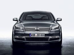 Volkswagen Phaeton: le salut viendra-t-il de la Chine?