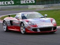 FIA GT: La Porsche Carrera GT débarque en Citation Cup!