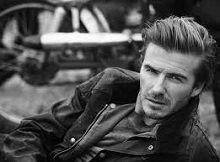 Vidéo: David Beckham la joue rustique