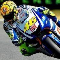 Moto GP - France Qualification: Rossi d'un rien