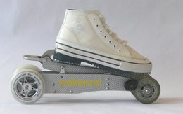 Un mode de locomotion doux rock 'n' roll : les strollers Wokenrol