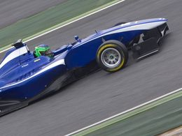 GP3 Series: Un plateau impressionnat...