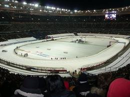 Finale du Trophée Andros le 5 mars au Stade de France : la glace est bien arrivée