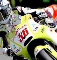 Moto GP - France D.2: Pour une fois que Kallio renonce à l'airbag, il chute !