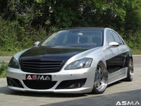 Mercedes classe S Tuning / Asma Design Eagle 2 Sport Edition