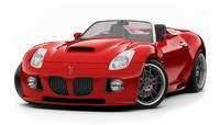 Pontiac Solstice Tuning / Mallet lâche son Pitbull V8