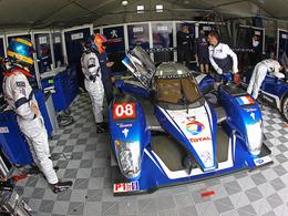 Peugeot s'engage en ILMC!