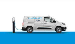Citroën Berlingo, Peugeot Rifter, Opel Combo Life: une version électrique en 2021