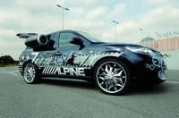 Hyundai Santa Fe by Alpine : un poil chargé...