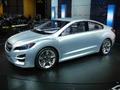 La Subaru Impreza Concept en direct de Genève : le visage des futures Impreza ? (+ vidéo)