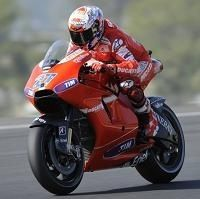 Moto GP - France D.2: Stoner assez dur au sujet des tendres