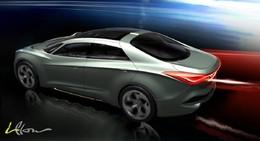 Salon de Genève 2010 : le nouveau Concept Hyundai i-flow avec panneaux solaires