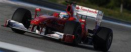 F1 : les nouvelles couleurs de Ferrari (pilotes et auto)