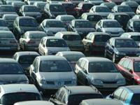 Baisse de près de 5% du marché automobile en France