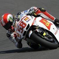 Moto GP - Allemagne D.1: Simoncelli est ravi et Lorenzo aussi