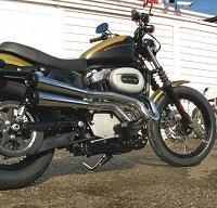 Harley VD-Classic: Quand le Nightster se fait Scrambler