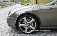 Mercedes CLS 2: la mule!