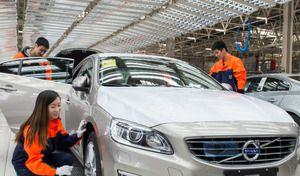 Volvo : la production de la Suède vers la Chine