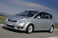 Officiel: le Toyota Corolla Verso restylée