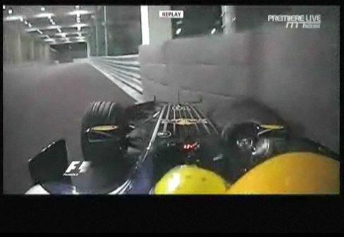 Grand Prix de Singapour : découvrez la F1 nocturne en vidéo