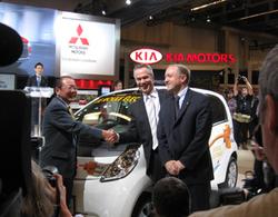 50 Mitsubishi i-MiEV électriques testées au Canada cette année