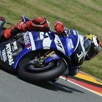 Moto GP - Allemagne D.3: Jorge Lorenzo prend la main et des écarts dignes du Moto 2