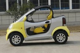 Une nouvelle auto électrique aux Etats-Unis : la Kandi Coco