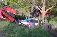 Accident mortel sur le Gumball 3000