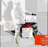 Insolite: la Honda CG125 est l'arme fatale de la guerre sainte