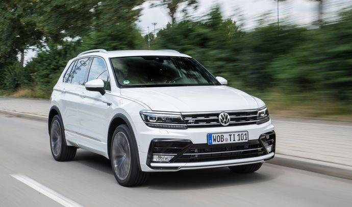 Volkswagen pourrait lancer un Tiguan coupé